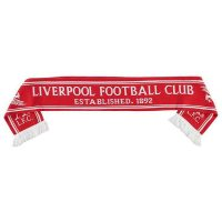 Liverpool Skjerf - Rød