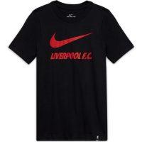 Liverpool T-Skjorte Training Ground - Sort/Rød Barn