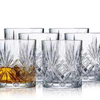 Lyngby Glass Melodia Whisky 31cl 6 stk krystall
