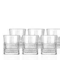 Lyngby Glass Whisky Brillante 34cl 6 stk
