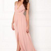 Make Way Jonna Maxi Dress Dusty pink 42