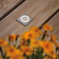 Paulmann House bakkespot IP65 kantet ring