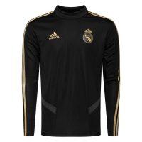 Real Madrid Treningsgenser - Sort/Gull