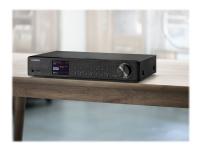 Sangean WFT-3 - Network audio receiver / DAB radio - svart
