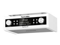 TechniSat DigitRadio 20 - Bærbar DAB-radio - hvit