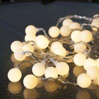 Utendørs lyslenke LED Berry