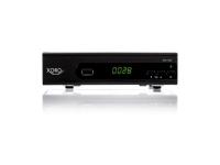 Xoro HRK 7660 SMART, 75 O, MP3, AVI,H.264,MKV,MP4,MPEG2,MPEG4,MPG,TS, BMP,JPEG, DVB-C, 1920 x 1080 (HD 1080)