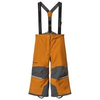 Bergans Storm Insulated Pants Desert/Solid Dark Grey 86 cm (1-1,5 år)
