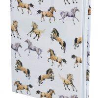 Bokbind elastisk hest