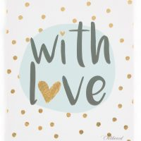 Childhome Plakat Love 30x40