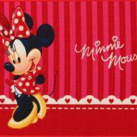 Disney Minni Mus Gulvteppe 80x140