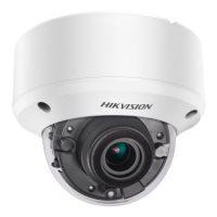 Hikvision 2 MP Ultra Low-Light PoC EXIR Dome Camera DS-2CE5AD8T-VPIT3ZE - Overvåkingskamera - dome - utendørs - hærverkssikker - farge (Dag og natt)