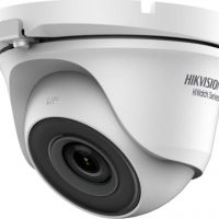 Hikvision HiWatch HWT-T120-M - Overvåkingskamera - panorering / tipping - værbestandig - farge (Dag og natt) - 2 MP - 1920 x 1080 - 1080p - M12-monte