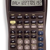 Kalkulator TEXAS TI-BA II Plus Finans