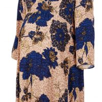 Mamalicious Yasmina Kjole, Orion Blue, XL