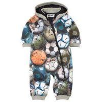 Molo Hill Soft Shell Suit Football Camo 86 cm (1-1,5 år)