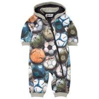 Molo Hill Soft Shell Suit Football Camo 98 cm (2-3 år)