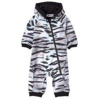 Molo Hill Soft Shell Suit Tiger White 80 cm (9-12 mnd)