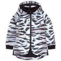 Molo Hillary Soft Shell Jacket Tiger White 116 cm (5-6 år)