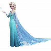 RoomMates Wallsticker Disney Frozen Elsa