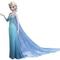 RoomMates Wallstickers Disney Frozen, Elsa Giant