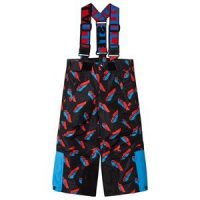 Stella McCartney Kids Lightening Bolt Skibukser Svart 14 years