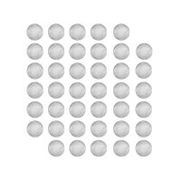 Stickstay Wallsticker Dot, Light Grey