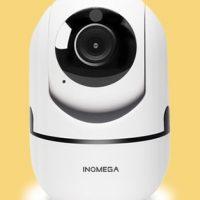Trådløst IP Wi-Fi Kamera HD Cloud Automatisk sporing