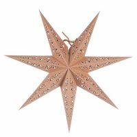 Vintergatan Julestjerne Natur 44 cm