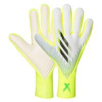 adidas Keeperhanske X Pro Superlative - Gul/Sort/Hvit