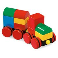 BRIO BRIO® Baby 30124 – Magnetic Train 12 months - 5 years