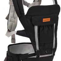 Beemoo Carry Comfort Adjust, Black