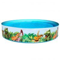 Bestway Svømmebasseng Dinosaur Fill'N Fun