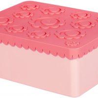 Blafre Matboks Blomster 3 Rom, Rosa