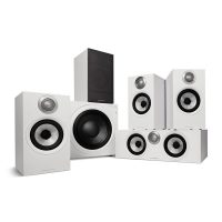Bowers & Wilkins 607 S2 AE + HTM62 S2 AE + ASW610 M - 5.1 Høyttalersystem