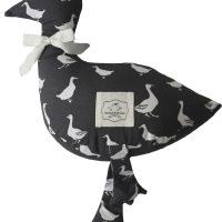 Dackis & Goosie Bird Kosedyr, Dusty Grey