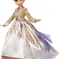 Disney Frozen 2 Dukke Anna Deluxe Fashion