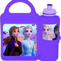 Disney Frozen 2 Kombosett, Matboks+Vattenfl