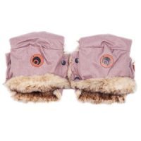 Easygrow Hand Muffs Pink Rose One Size