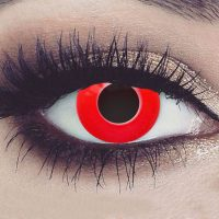 Halloween fargede kontaktlinser #002