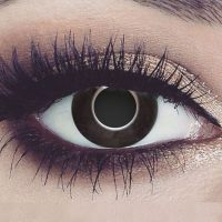 Halloween fargede kontaktlinser #003