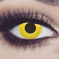 Halloween fargede kontaktlinser #004