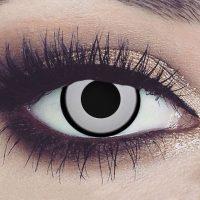 Halloween fargede kontaktlinser #013