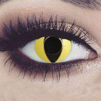 Halloween fargede kontaktlinser #023