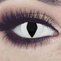 Halloween fargede kontaktlinser #025