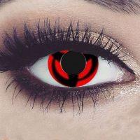 Halloween fargede kontaktlinser #036