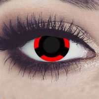 Halloween fargede kontaktlinser #040