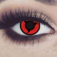 Halloween fargede kontaktlinser #042