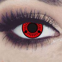 Halloween fargede kontaktlinser #045