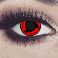 Halloween fargede kontaktlinser #046